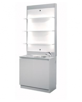 """Лаборатория парикмахерская """"Alaska 1 with sink"""""""